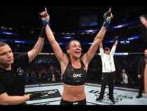 UFC Tampa: Entrevista no Octógono com Amanda Ribas