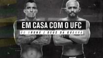 Em Casa com o UFC: Charles Oliveira e Deiveson Figueiredo