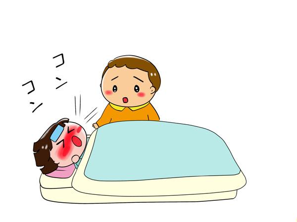 咳を和らげる