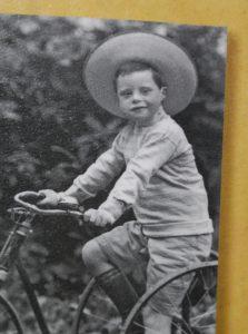 ジョン・ラングドン・ダウンの孫の写真