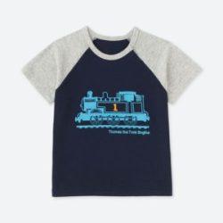 機関車トーマスTシャツ