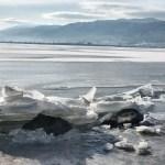 氷の壁イメージ画像