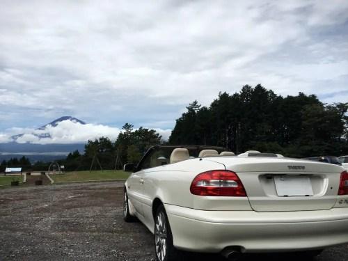 ボロと富士山