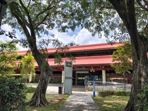 シンガポールMRT駅