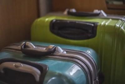 4泊5日子連れバンコク旅行の持ち物、「スーツケース」の中身