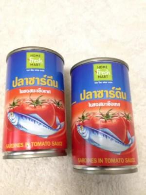 買って大正解!トマトソース漬けサーディン