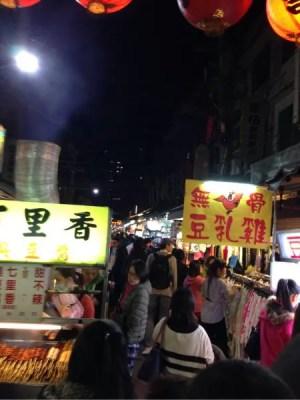 【4日目】終了。週末の臨江街夜市はさらに面白い!子連れにもおすすめ!