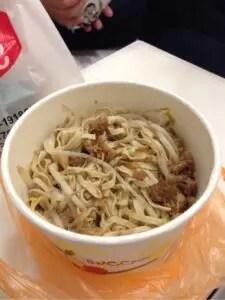 老店頭台南意麺『乾意麺』