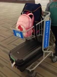 スクート機内持ち込み荷物