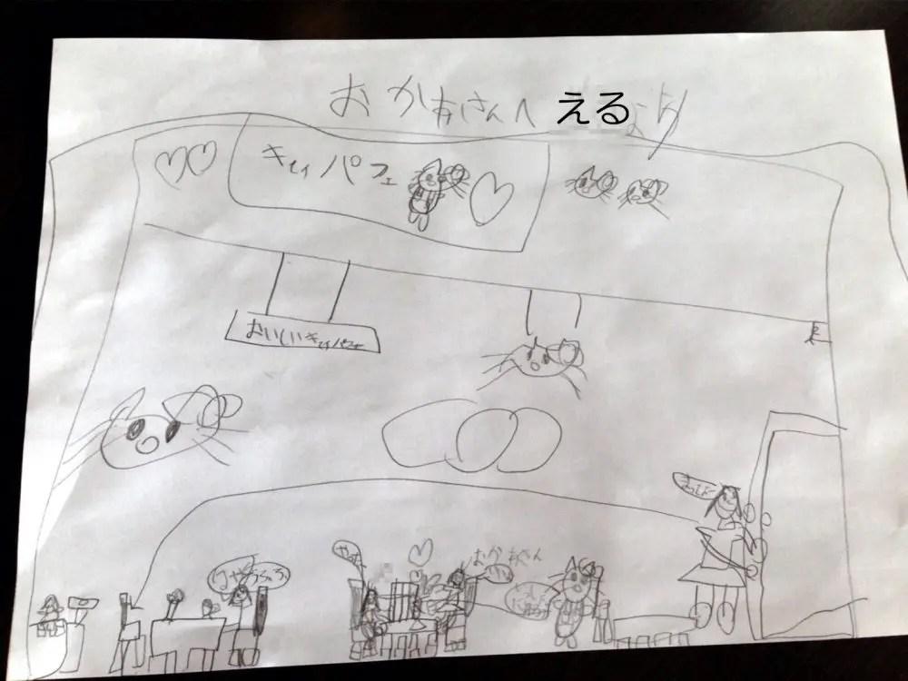 えるちゃんのキティカフェ