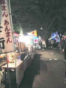 タイフェスティバル日本の出店