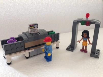 LEGO 保安検査場