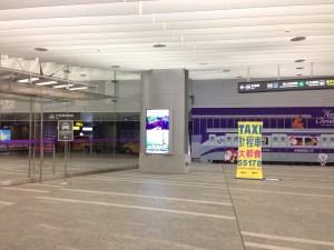 MRT台北駅タクシー乗り場