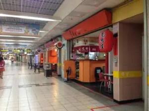 台北駅地下街Y区