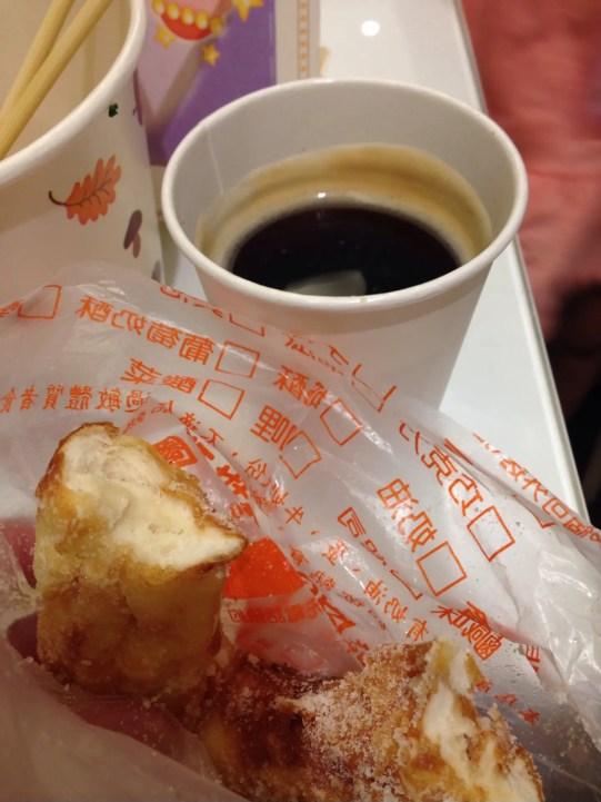 脆皮鮮奶甜甜圈 台北駅店