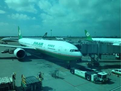2017夏旅行記⑮桃園空港からバンコク・スワンナプーム空港へ