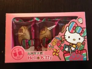 紅櫻花食品キティちゃん