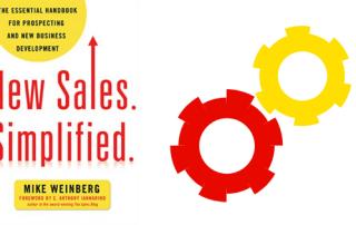 business development, sales process, Mike Weinberg, business plan, small business plan, Sales, prospecting, consultative sale