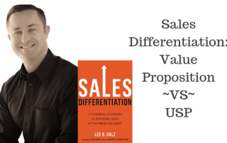 USP, Sales differentiation, Value Proposition, Differentiation, Unique Selling Proposition, CRM,