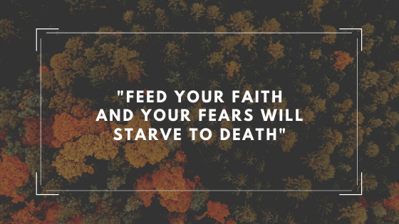 Faith, Fear,