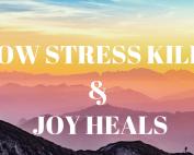 Joy, Philanthropy, Finding Joy, Charitable giving, giving, give, stress management, stress