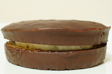 チョコケーキサンド,マシュマロクリーム