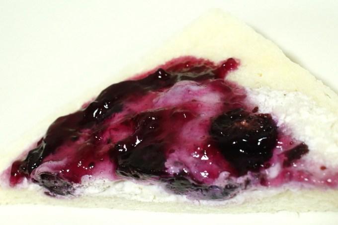 ブルーベリー&チーズクリーム