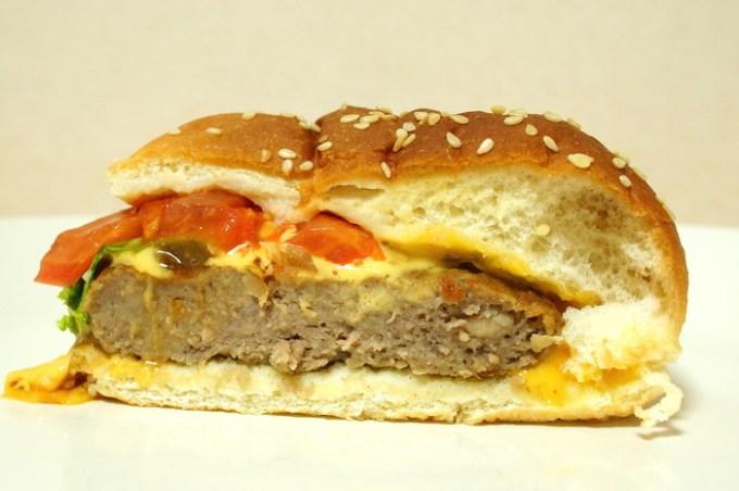 期間限定バーガー 濃厚チーズ