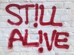 Graffiti Still Alive