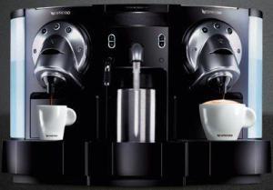mobile Kaffeebar Kaffee Catering Nespresso Gemini CS 220 Pro Kaffeemaschine