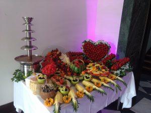 Hochzeit, Messe und Event Catering Agentur