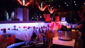 mobile event cocktailbar, Messe und Event Catering Agentur