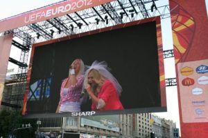 Event Agentur - Alina Pogosova Band Londy 2012 in Kiew