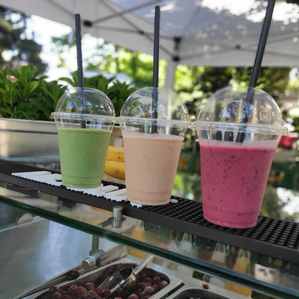 mobile Smoothie bar Catering