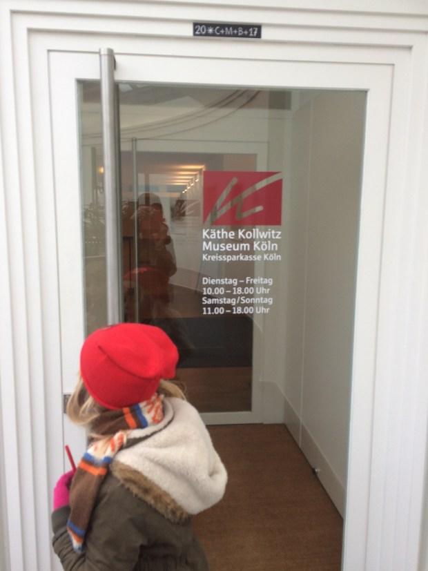Willkommen im Käthe Kollwitz Museum!