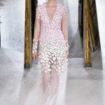 "Kaviar Gauche : Bridale Couture Collection 2018 - ""La Vie En Rose"" - Paris  Fashion Week Womenswear Spring/Summer 2018"