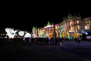 Festival Of Lights With Daniela Katzenberger