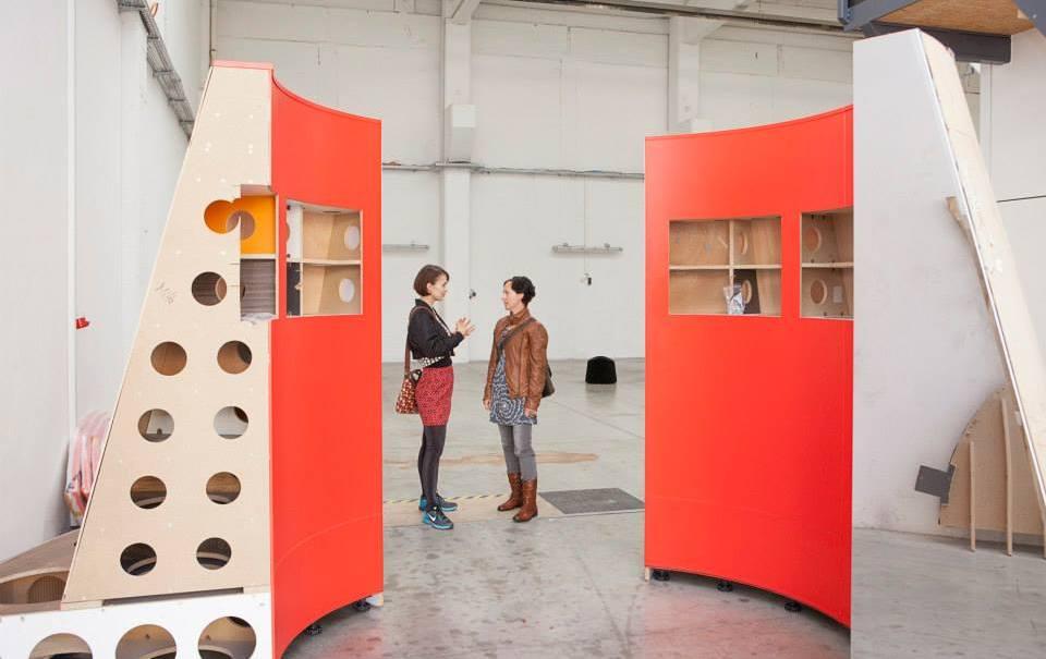 Diana Wehmeier und Claudia Syndram von den Dresdner Kulturpaten