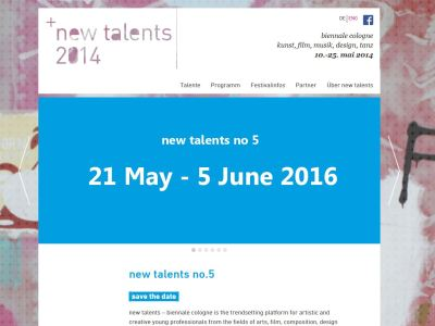 New Talents