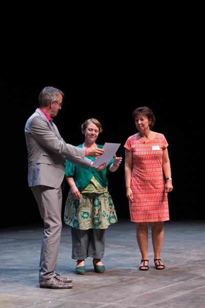mit Britta Janssen und Sabine Schneider (Fundango Fundraising Agentur)