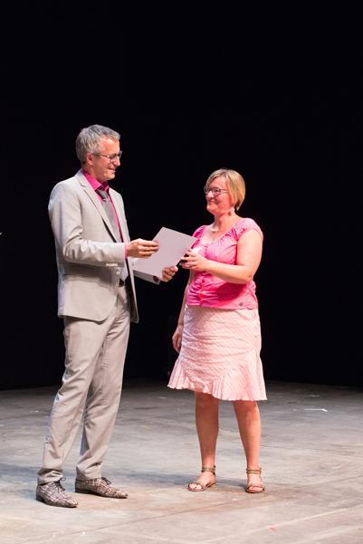 mit Monika Henkel (Buchhalterin)