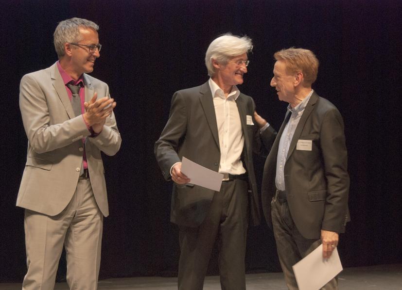 mit Steuerberater Michael Bollinger und Rechtsanwalt Dr. Wolfgang Schneider (Team Unternehmensberatung für Kulturschaffende)