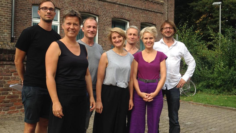 Anja und ihre Kulturpaten