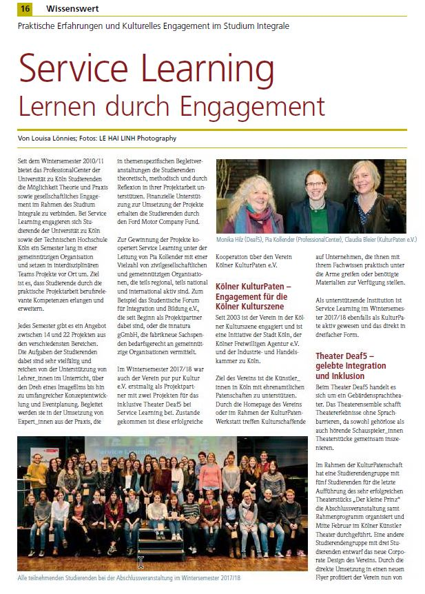 uni-zeitung-service-learning-2018