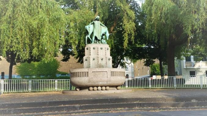 Kölner Genoveva Brunnen