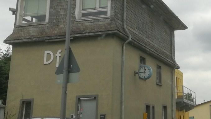 Museumsstellwerk Dünnwald