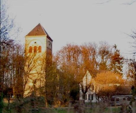Die Kirche St. Gereon im rechtsrheinischen Merheim
