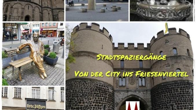 Spaziergang durch Köln