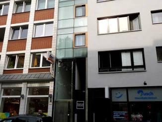 Schmalstes Haus, Eigelstein