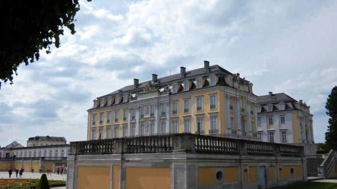 Schloss in Brühl